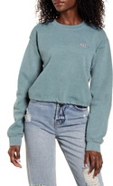 Urban Outfitters Bdg Bubble Hem Sweat Top