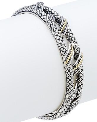 Candela Andrea Lazo 18K & Silver Cuff