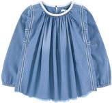 Chloé Mini Me jean blouse