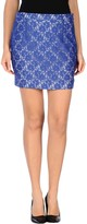 Patrizia Pepe Mini skirts - Item 35277784
