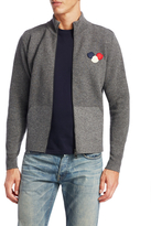 Moncler Patch Ribbed Sweater