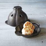 Sur La Table Cast-Iron Garlic Roaster