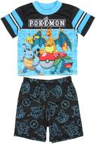 Pokemon Pikachu and Friends Ready For Battle Pajamas for boys