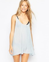 Tavik Spaghetti Strap Tank Dress