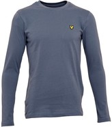 Lyle & Scott Boys Classic Long Sleeve T-Shirt Midnight Blue