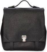 Proenza Schouler Black Courier Backpack