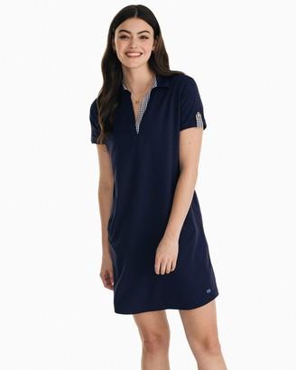 Southern Tide Kamryn brrr Intercoastal Shirt Dress