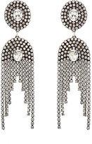 Dannijo WOMEN'S PALTROW DOUBLE-DROP EARRINGS