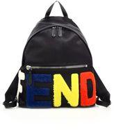Fendi Block Letter Backpack