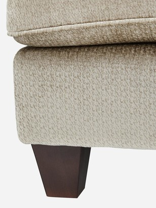 Luxe Collection Opal 2-Seater Fabric Sofa