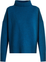 Vanessa Bruno Henriqua roll-neck wool-blend sweater