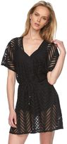 Apt. 9 Women's Crochet Surplice Cover-Up