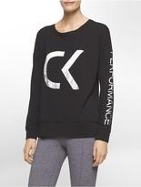 Calvin Klein Performance Icon Logo Top