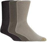 Gold Toe Men's Fluffies (12 Pairs)
