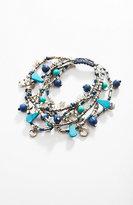 J. Jill Ocean Mist Bracelet Stack