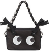 Anya Hindmarch Clutch Bag with Glitter Eyes