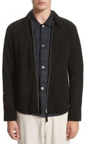 Our Legacy Men's Suede Shirt Jacket