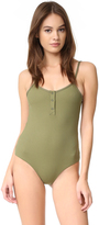 Tavik Lila Ribbed One Piece