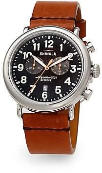 Shinola Men's Runwell Stainless Steel Chronograph Watch