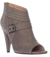 Sigerson Morrison Myla Open-toe Ankle Boots, Stone.