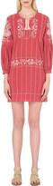 Ulla Johnson Dalia cotton embroidered dress
