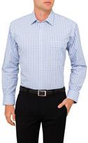 Van Heusen Textured Gingham Classic Fit Shirt