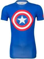Under Armour ALTER EGO Undershirt captain america bleu/blanc/rouge
