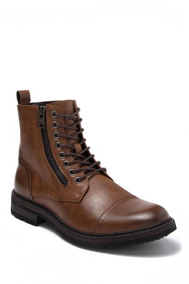 Kenneth Cole Reaction Rex Combat Boot