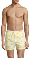 North Sails Volley Printed Swim Trunks