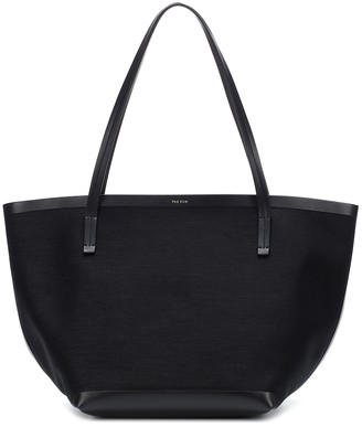 The Row Park canvas tote