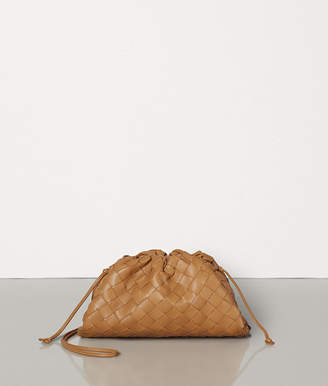 Bottega Veneta THE POUCH 20 IN INTRECCIATO NAPPA