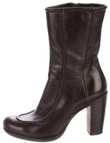 Rocco P. Leather Mid-Calf Boots