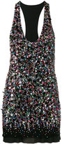 Haider Ackermann sequin embellished sleeveless top - women - Silk/Cotton/Spandex/Elastane/PVC - S
