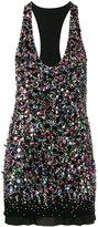 Haider Ackermann sequin embellished sleeveless top - women - Silk/Cotton/Spandex/Elastane/PVC - XS