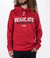 Under Armour Men's Cincinnati Bearcats College Poly Fleece Hoodie