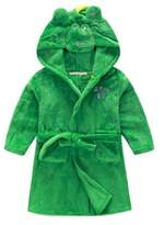 Jeleuon Toddlers/kids/baby Soft Fleece Bath Robe Bathrobe Pajamas Sleepwear130cm