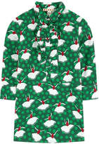 Marni Printed shirt dress