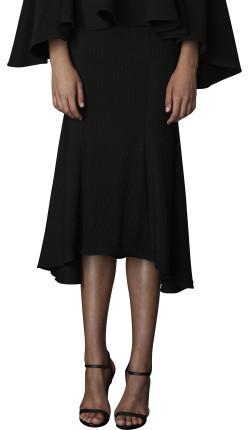 Shona Joy Trumpet Midi Skirt