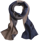 Brooks Brothers Color-Block Scarf