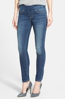 Jag Jeans Petite Women's 'Nora' Pull-On Stretch Knit Skinny Jeans