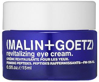 Malin+Goetz revitalizing eye cream +