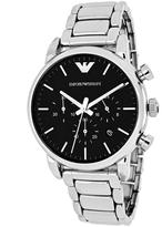 Giorgio Armani Classic Collection AR1894 Men's Stainless Steel Watch with Chronograph