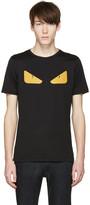 Fendi Black bag Bug Basic T-shirt