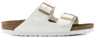 Birkenstock Arizona White Patent - 41 / narrow fit