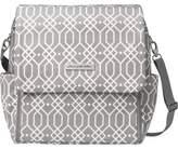 Petunia Pickle Bottom Abundance Boxy Backpack Diaper Bag in Quartz