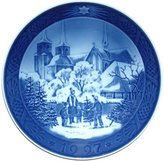 Royal Copenhagen Annual Hand Decorated Christmas Plate 1997