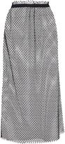 N°21 N21 Sottogonna Netted Midi Length Skirt