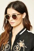 Forever 21 FOREVER 21+ Metal Frame Sunglasses