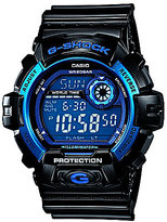 G-Shock Black & Blue Men's Classic Digital Watch
