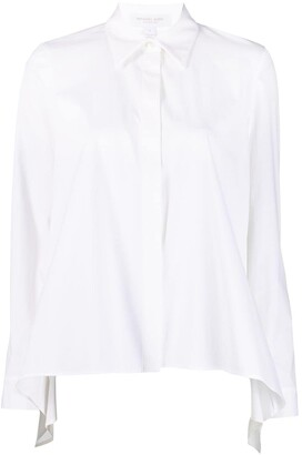 MICHAEL Michael Kors Long-Sleeved Cotton Shirt